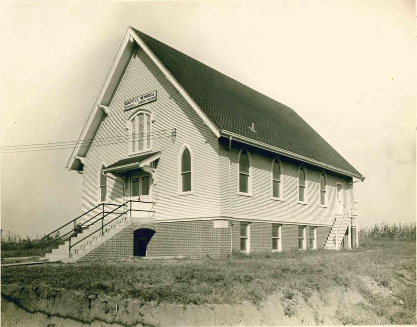 1923 | Pilgrim Lutheran Church