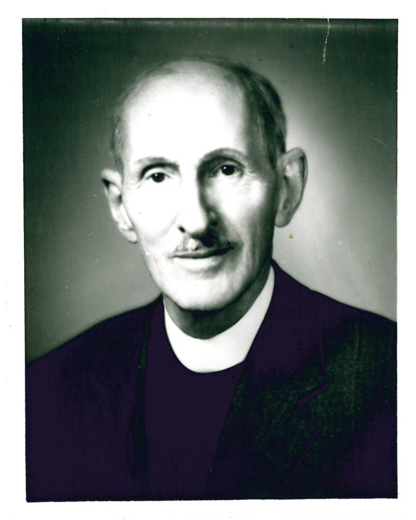 1931 | Rev. Walter Traub