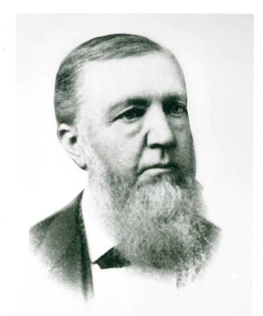 1881 | Rev. George F. Stelling