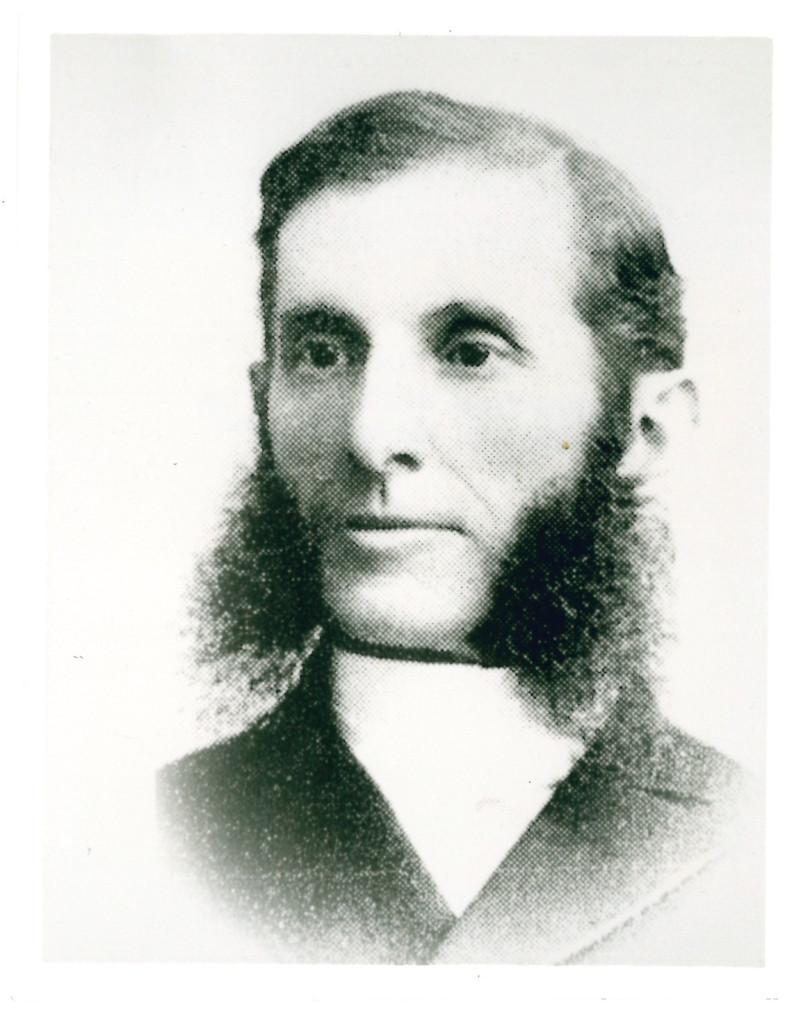 1884 | Rev. John S. Detweiler