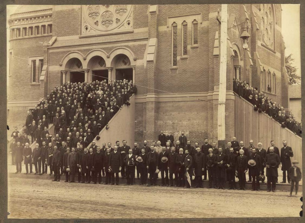 1887 | General Synod Convention