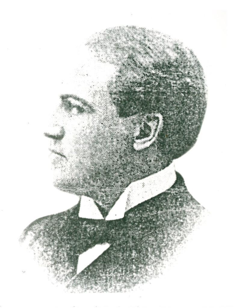 1899 | Rev. Edward F. Trefz