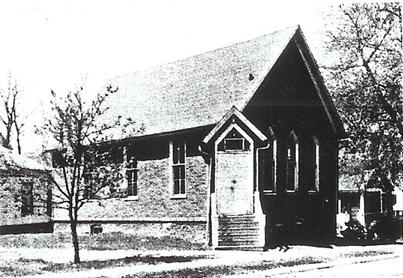 1909 | Gethsemane Lutheran Church