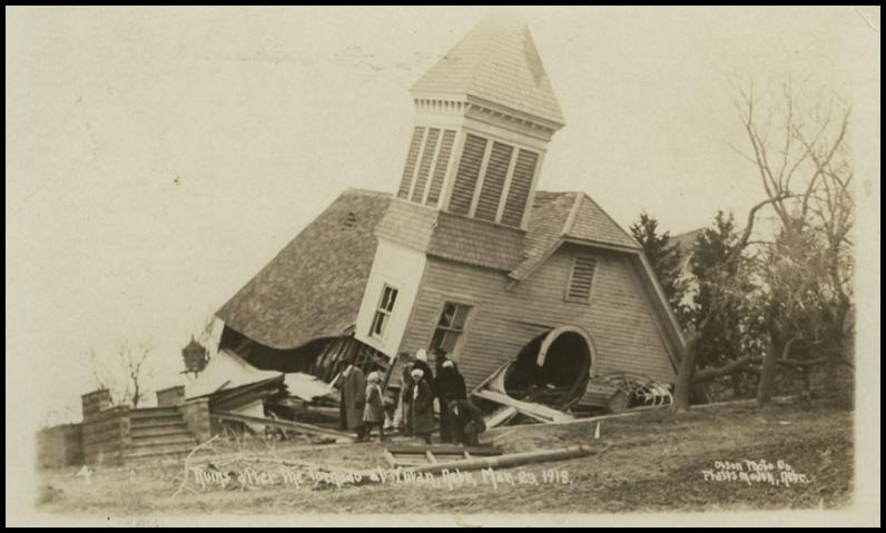 1913 | Easter Tornado
